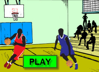 One-Step Equations Basketball Game